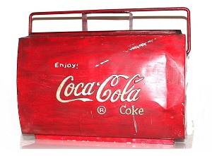 nevera coca cola portatil